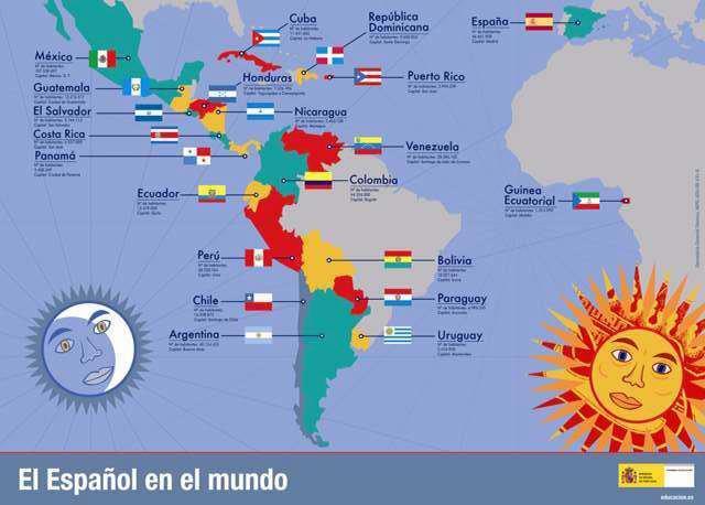 El Espanol en el mundo