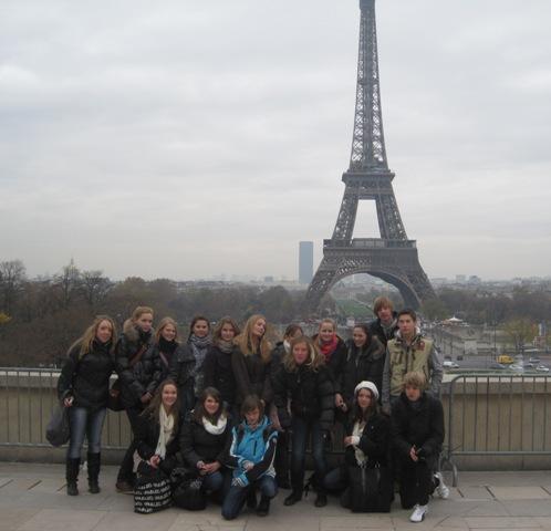 Parisbesuch