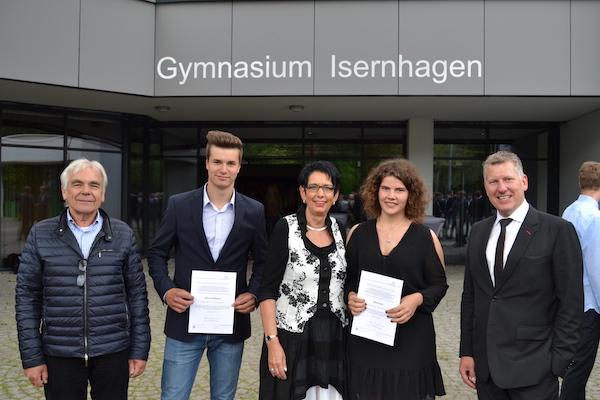 2016-06-16 Auszeichnung Bürgerstiftung