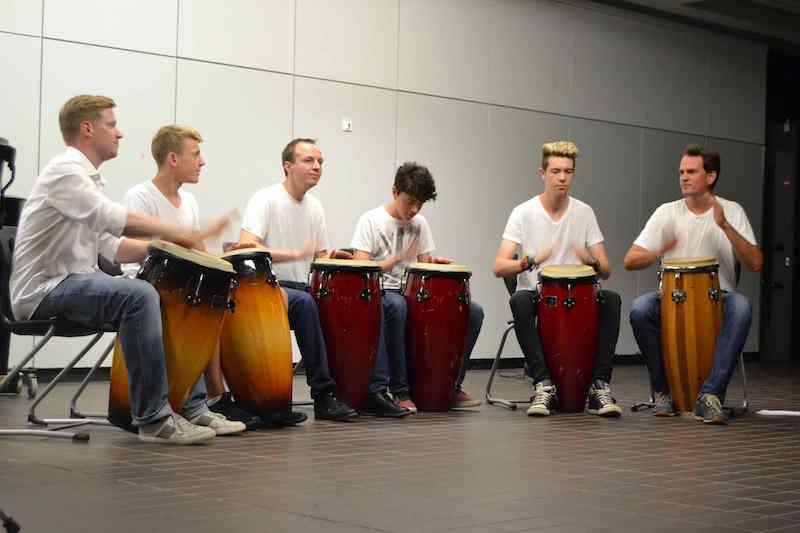Percussionsensemble 01