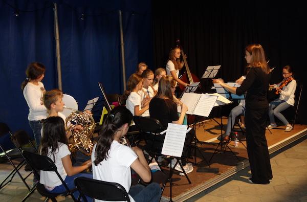 kulturzeltorchester